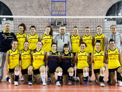 1 divisione real bc volley